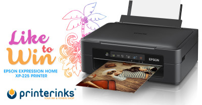 Win a Printer Facebook Competition