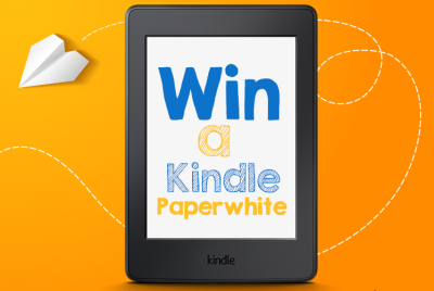 Win a brand new Kindle Paperwhite with Printerinks