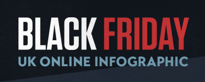 Black Friday UK Online Infographic