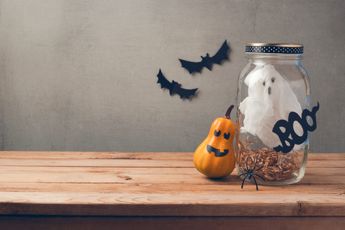 Ten Terrifying Halloween Craft Projects For Kids