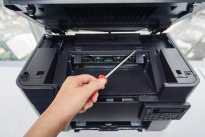 A guide to recycling an unwanted printer