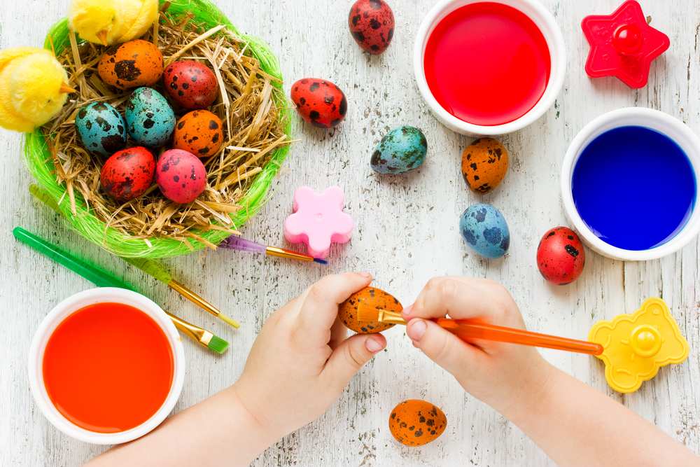 Easter Crafts for the Bank Holiday Weekend
