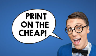7 Practical ways to help Students reduce printing costs