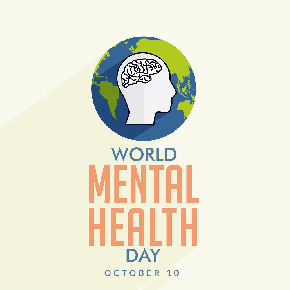 Talking World Mental Health Day at Work